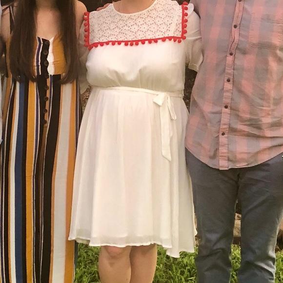 Eloquii Dresses & Skirts - Eloquii White Dress